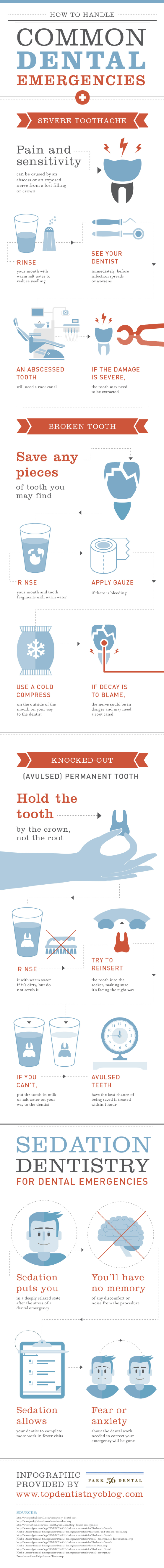 How-To-Handle-Common-Dental-Emergencies-Infographic