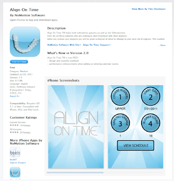 Align on Time- itunes.apple.com